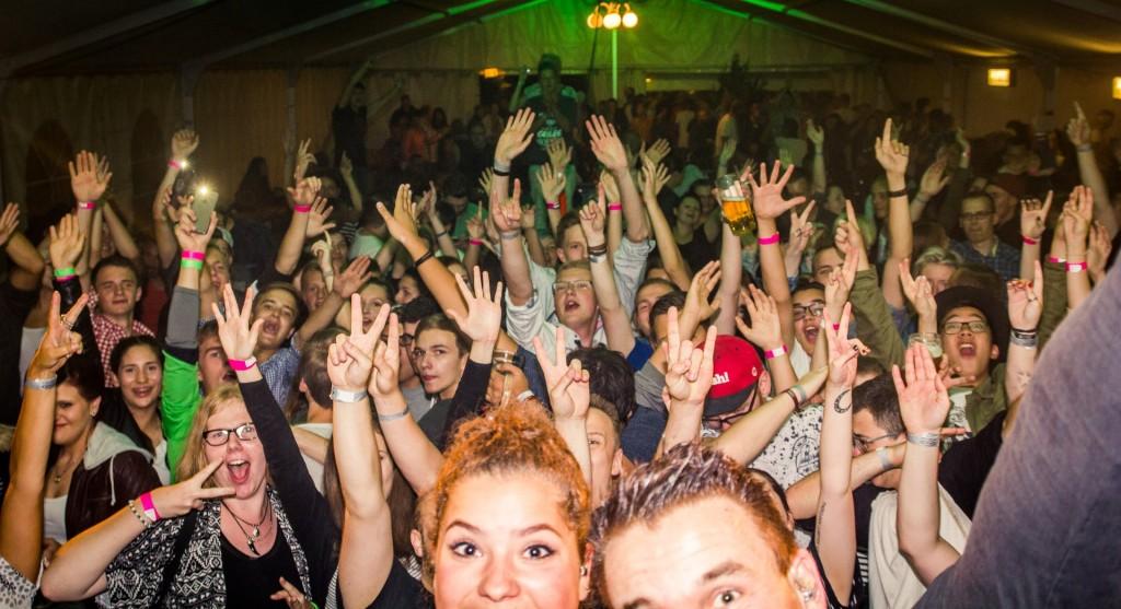 Kerwa, Kirchweih in Bettelhecken mit der Partyband WHY NOT