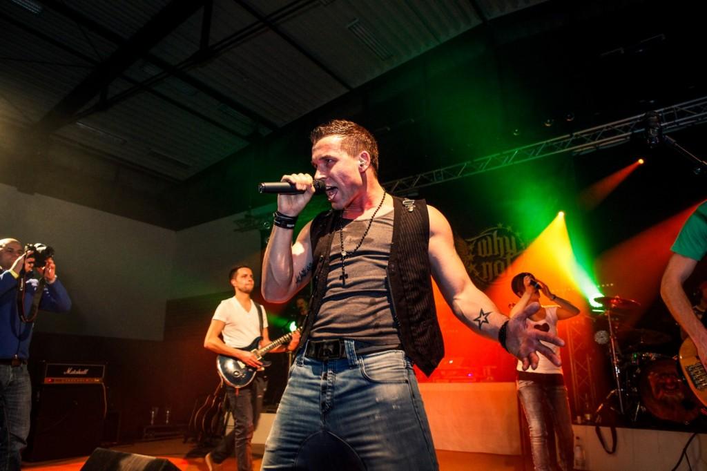 WHYnachtstanz 2014 in der MENG HÄM Arena